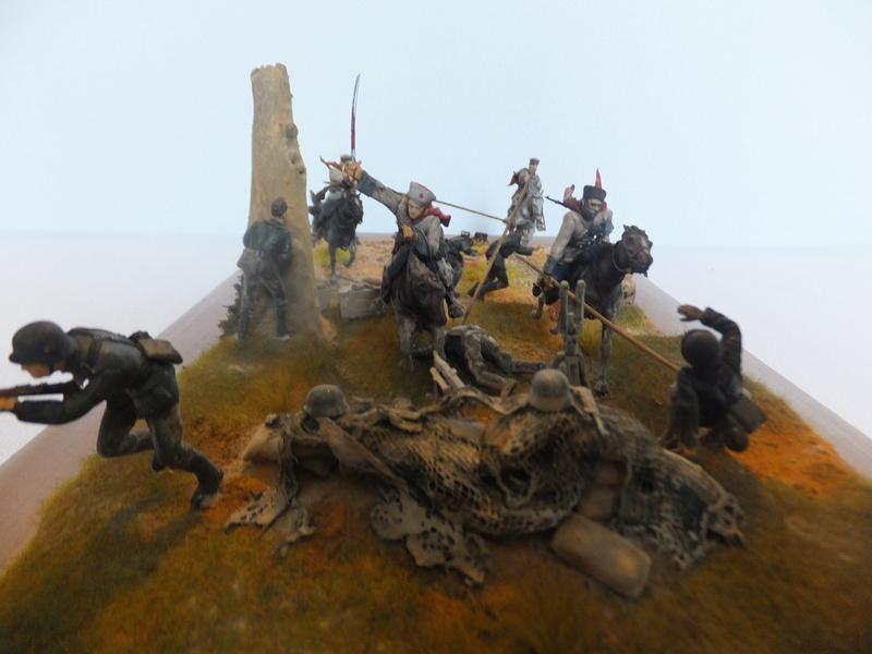 la charge de la brigade légère ... ref ZV3579 Dscf8427