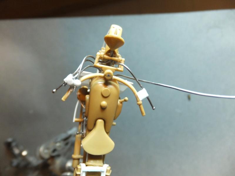 "montage Gnome et Rhone AX2 -[heller]- n° 81102 - 1/35""FIN"" Dscf8637"