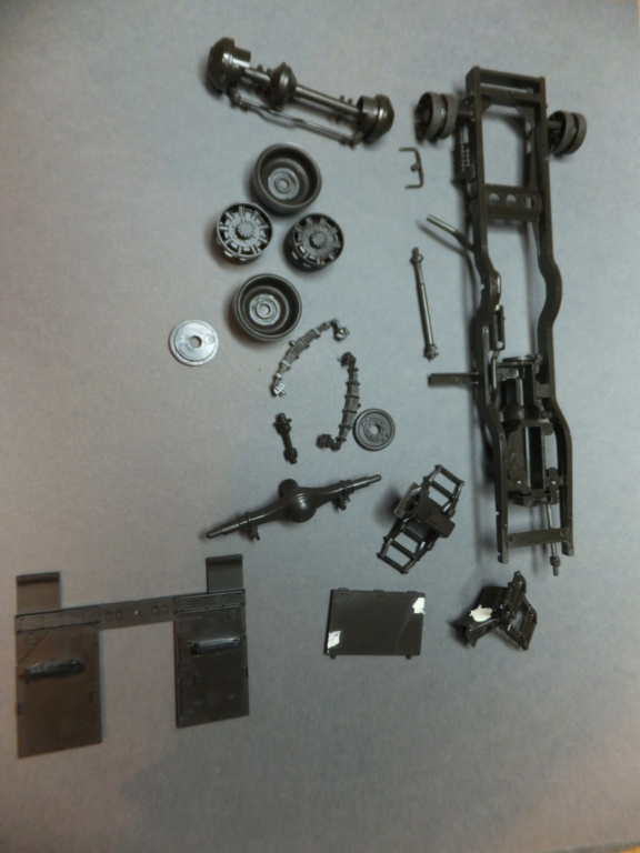 Convergence sur Mytho-[Tamiya]-35083- Half Track motar carrier M21-1/35 - Page 2 Dscf9236