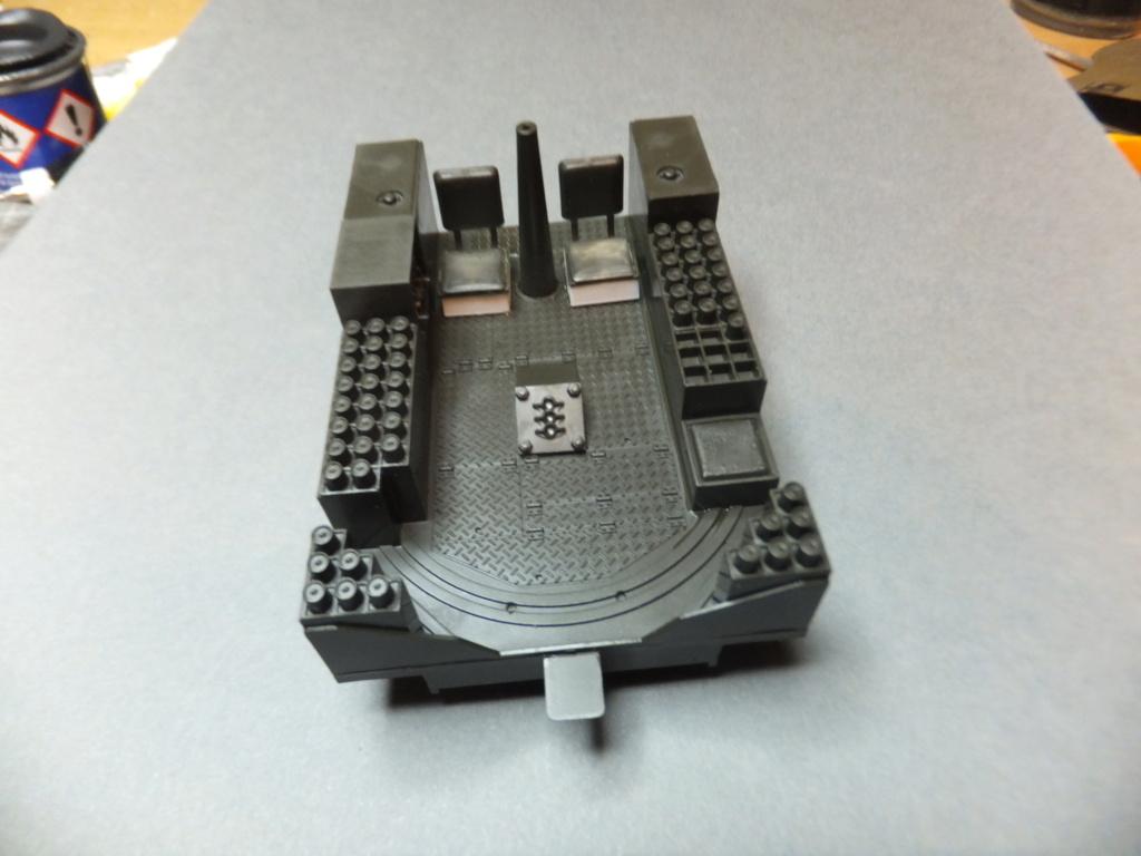 Convergence sur Mytho-[Tamiya]-35083- Half Track motar carrier M21-1/35 - Page 2 Dscf9313
