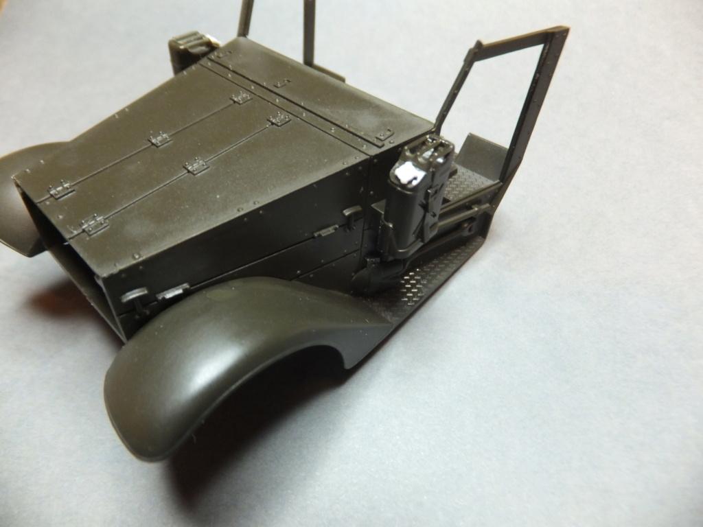 Convergence sur My Tho-Indochine 1945-[Tamiya]-35083- Half Track motar carrier M21-[Italeri]-226-Dodge WC54 ambulance_-314-Jeep willys-1/35 - Page 3 Dscf9319