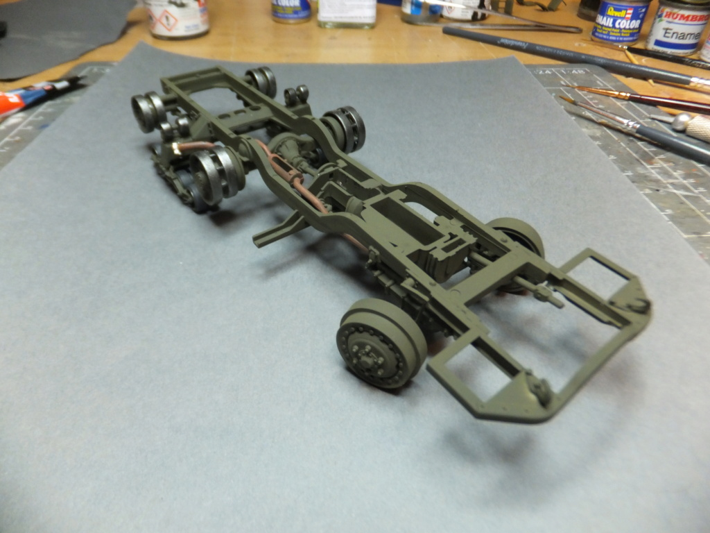 Convergence sur My Tho-Indochine 1945-[Tamiya]-35083- Half Track motar carrier M21-[Italeri]-226-Dodge WC54 ambulance_-314-Jeep willys-1/35 - Page 3 Dscf9321