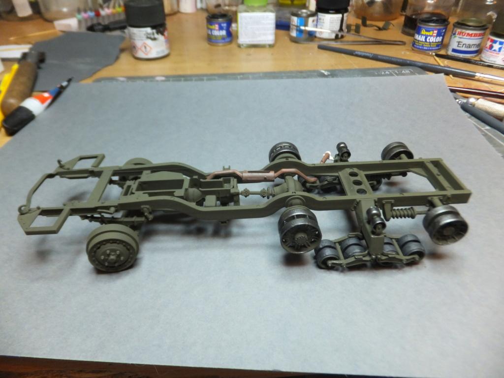 Convergence sur My Tho-Indochine 1945-[Tamiya]-35083- Half Track motar carrier M21-[Italeri]-226-Dodge WC54 ambulance_-314-Jeep willys-1/35 - Page 3 Dscf9322