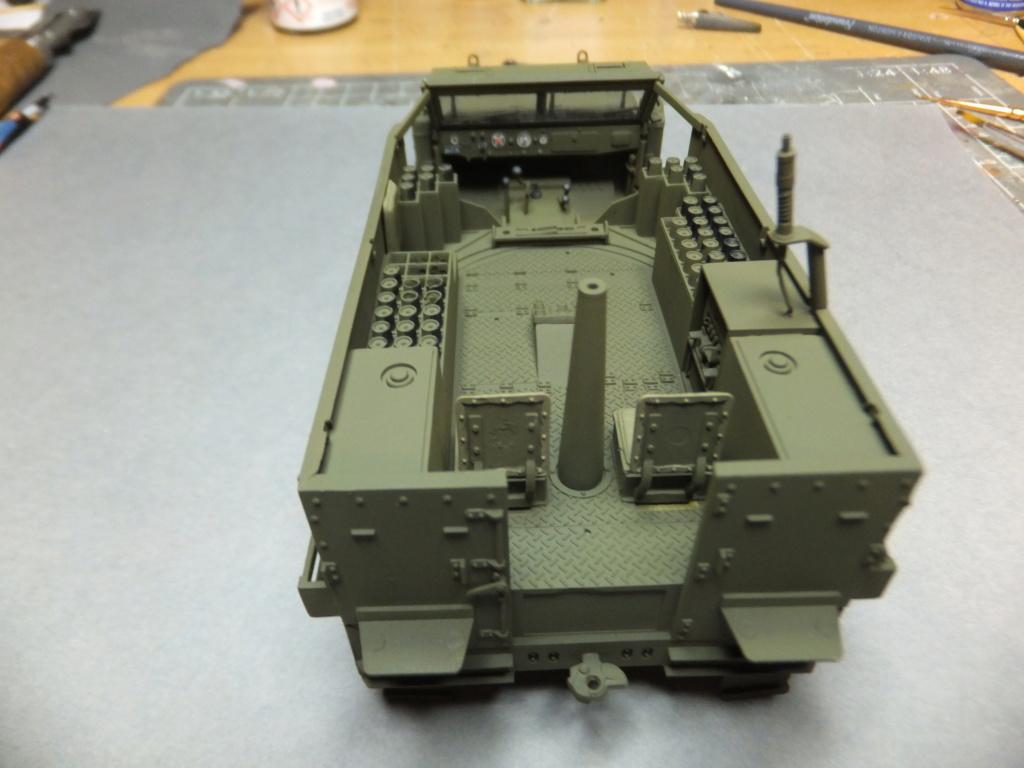 Convergence sur My Tho-Indochine 1945-[Tamiya]-35083- Half Track motar carrier M21-[Italeri]-226-Dodge WC54 ambulance_-314-Jeep willys-1/35 - Page 3 Dscf9325