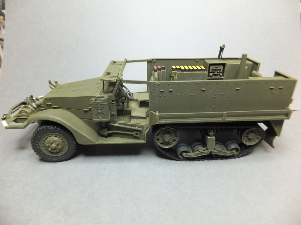Convergence sur My Tho-Indochine 1945-[Tamiya]-35083- Half Track motar carrier M21-[Italeri]-226-Dodge WC54 ambulance_-314-Jeep willys-1/35 - Page 4 Dscf9327