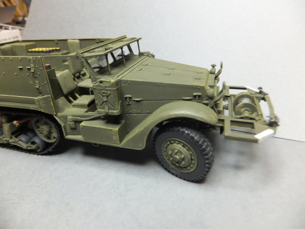 Convergence sur My Tho-Indochine 1945-[Tamiya]-35083- Half Track motar carrier M21-[Italeri]-226-Dodge WC54 ambulance_-314-Jeep willys-1/35 - Page 4 Dscf9328