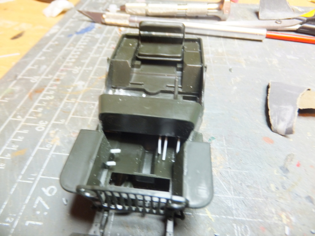 Convergence sur My Tho-Indochine 1945-[Tamiya]-35083- Half Track motar carrier M21-[Italeri]-226-Dodge WC54 ambulance_-314-Jeep willys-1/35 - Page 12 Dscf9415