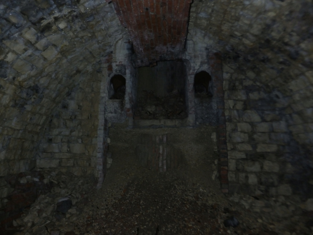 quatre cheminées pour se réchauffer à Froideterre  Dscf9536