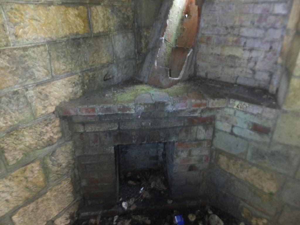 quatre cheminées pour se réchauffer à Froideterre  Dscf9538