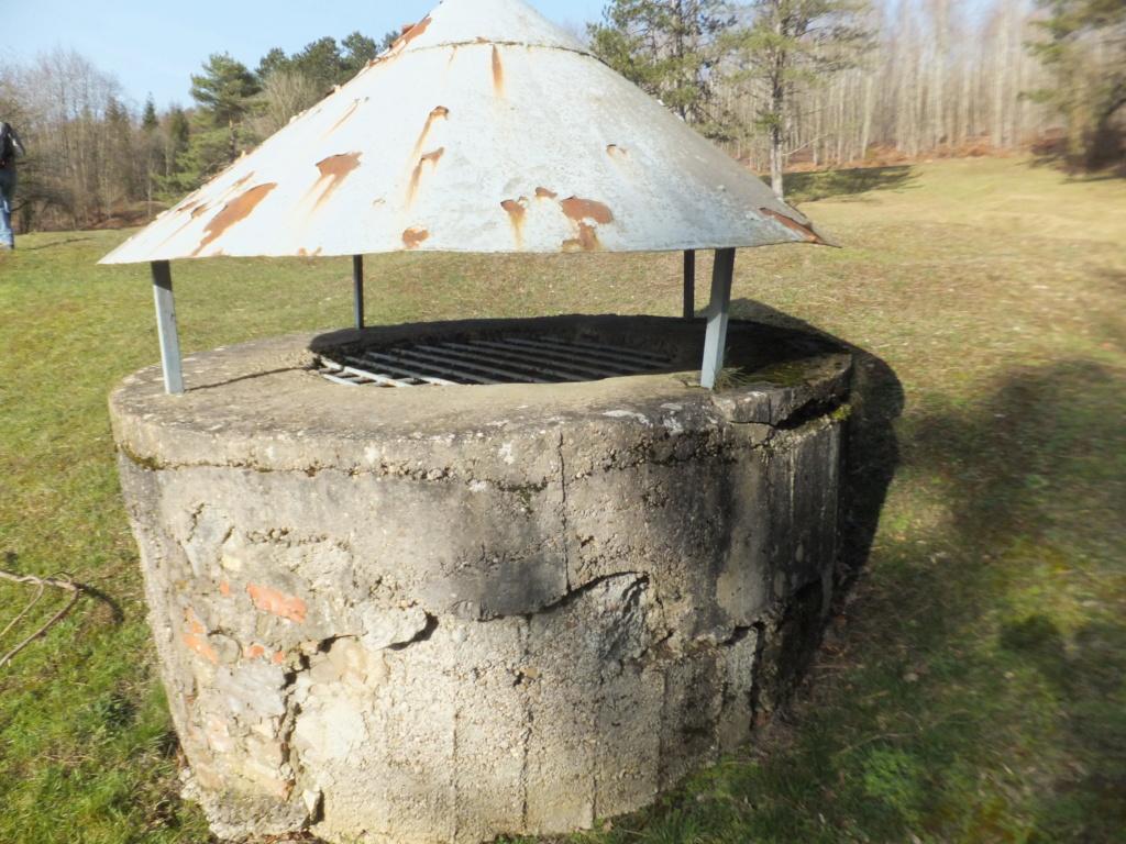 quatre cheminées pour se réchauffer à Froideterre  Dscf9610