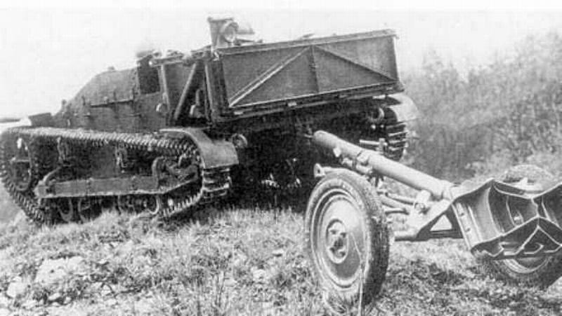 Tankette Renault UE [Tamiya 1/35] (terminée) Ob_85d11