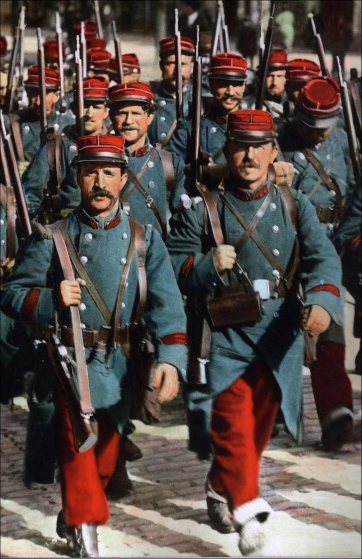 "1916 - L' enfer de verdun -[ICM] 35691 French infantery (1916)1/35 ""FIN"" - Page 2 Ob_99d10"