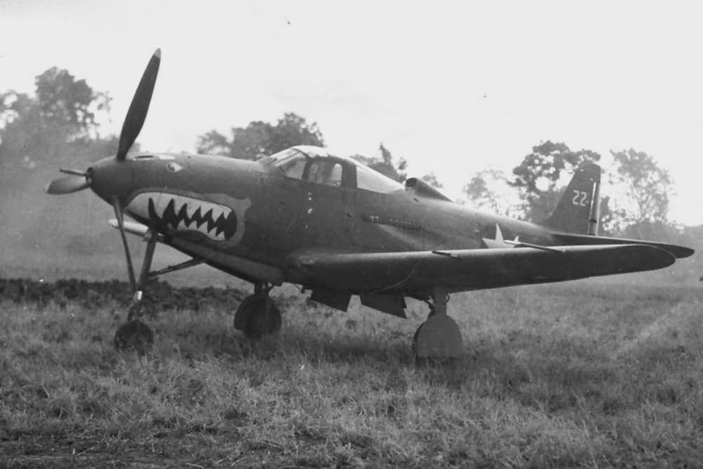 Bell P-400 Airacobra au 1/48 ( Eduard 8061 ) --> P-39 N  P-400_10