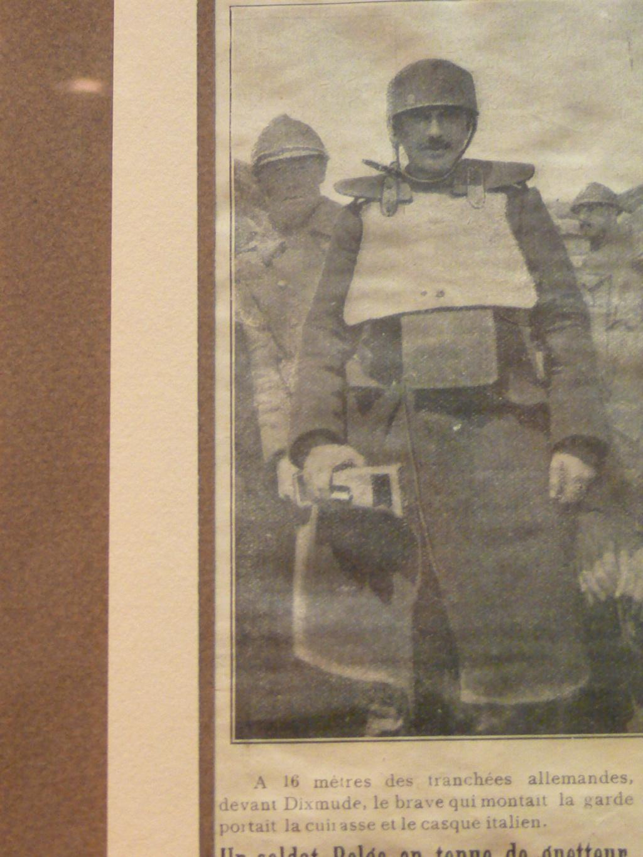 Bersaglier italien-Caporetto 1917 (1/35) (ajout de 4 photos) P1420710