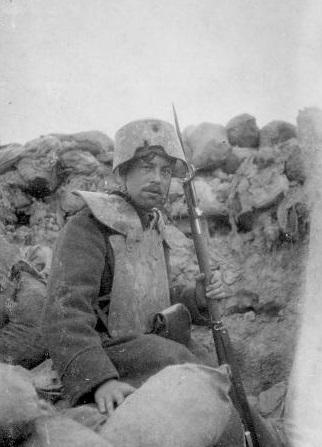 Bersaglier italien-Caporetto 1917 (1/35) (ajout de 4 photos) Scanim10