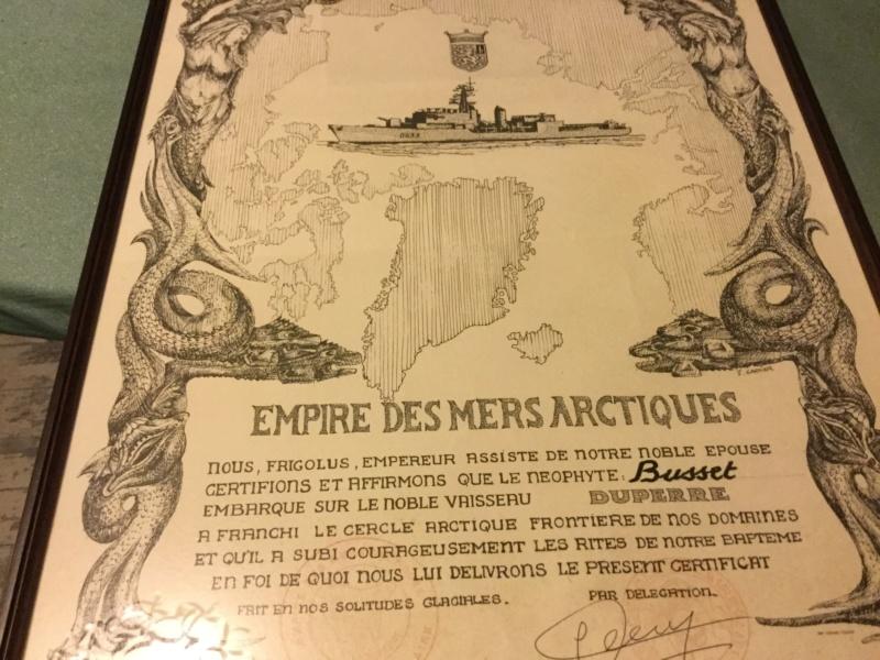 [Les traditions dans la Marine] Passage du cercle polaire (Sujet unique) - Page 4 Image16
