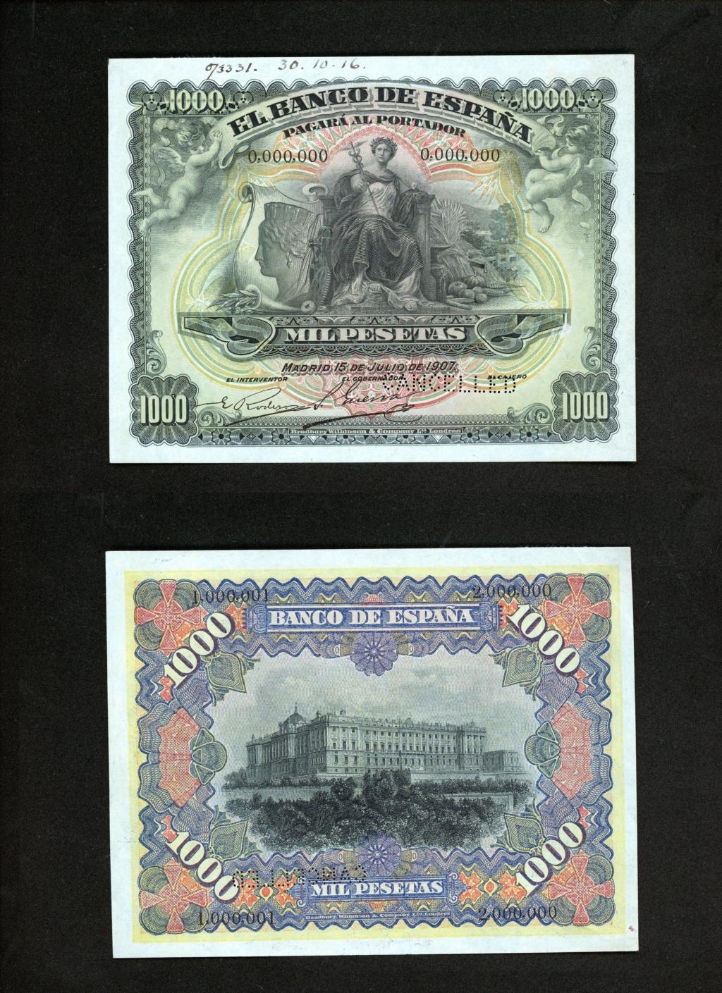 Billetes GRANDES y BONITOS 2d07a610