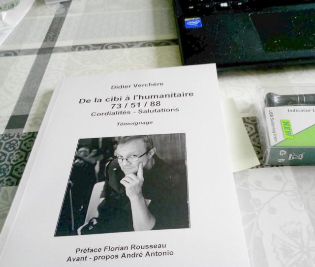 [Vente] De la Cibi à l'humanitaire (Livre) Livre_10