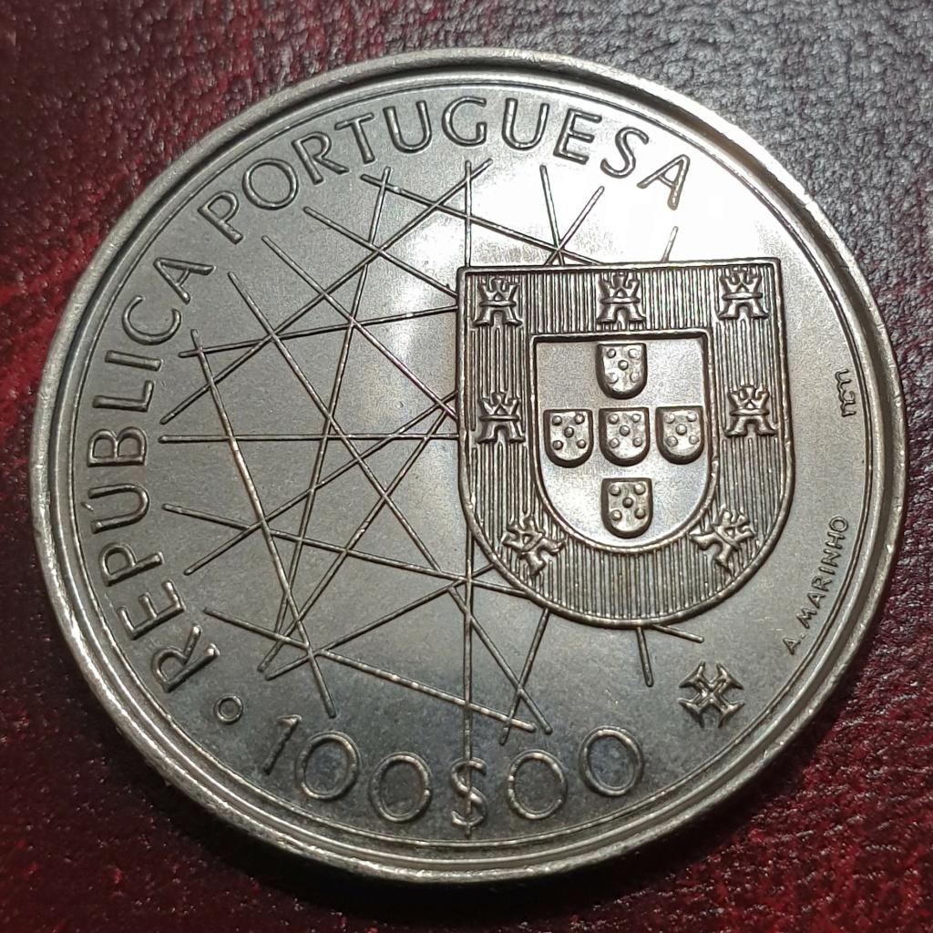 100$00 de 1989 (Arquipélago dos Açores) Republica Portuguesa Azores13