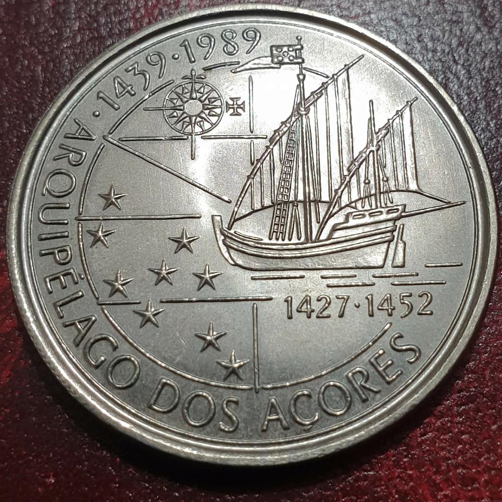 100$00 de 1989 (Arquipélago dos Açores) Republica Portuguesa Azores14