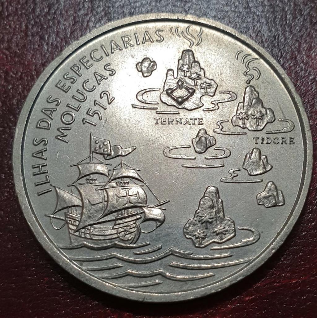 200 escudos (Ilhas Molucas) República Portuguesa Moluca14