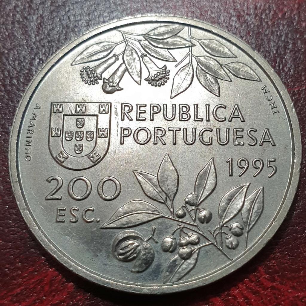 200 escudos (Ilhas Molucas) República Portuguesa Moluca15