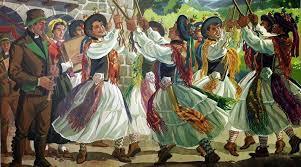 1000$00 de 1997 (Dança dos Pauliteiros de Miranda) Republica Portuguesa Paulit11