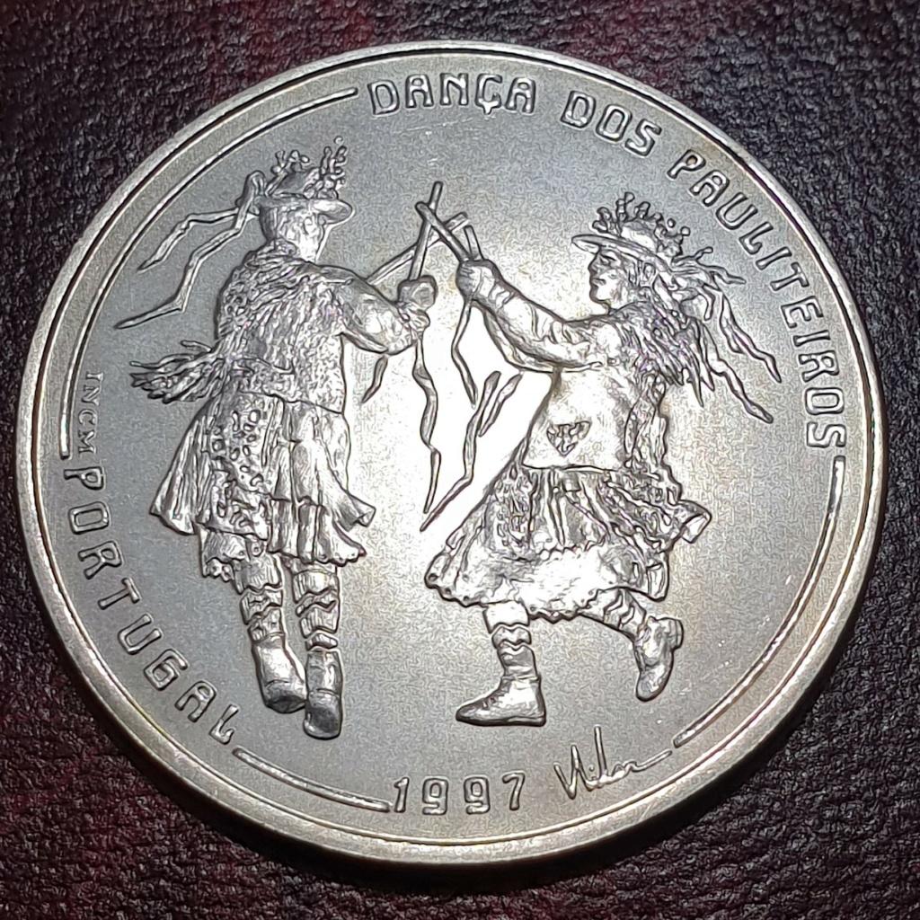 1000$00 de 1997 (Dança dos Pauliteiros de Miranda) Republica Portuguesa Paulit12