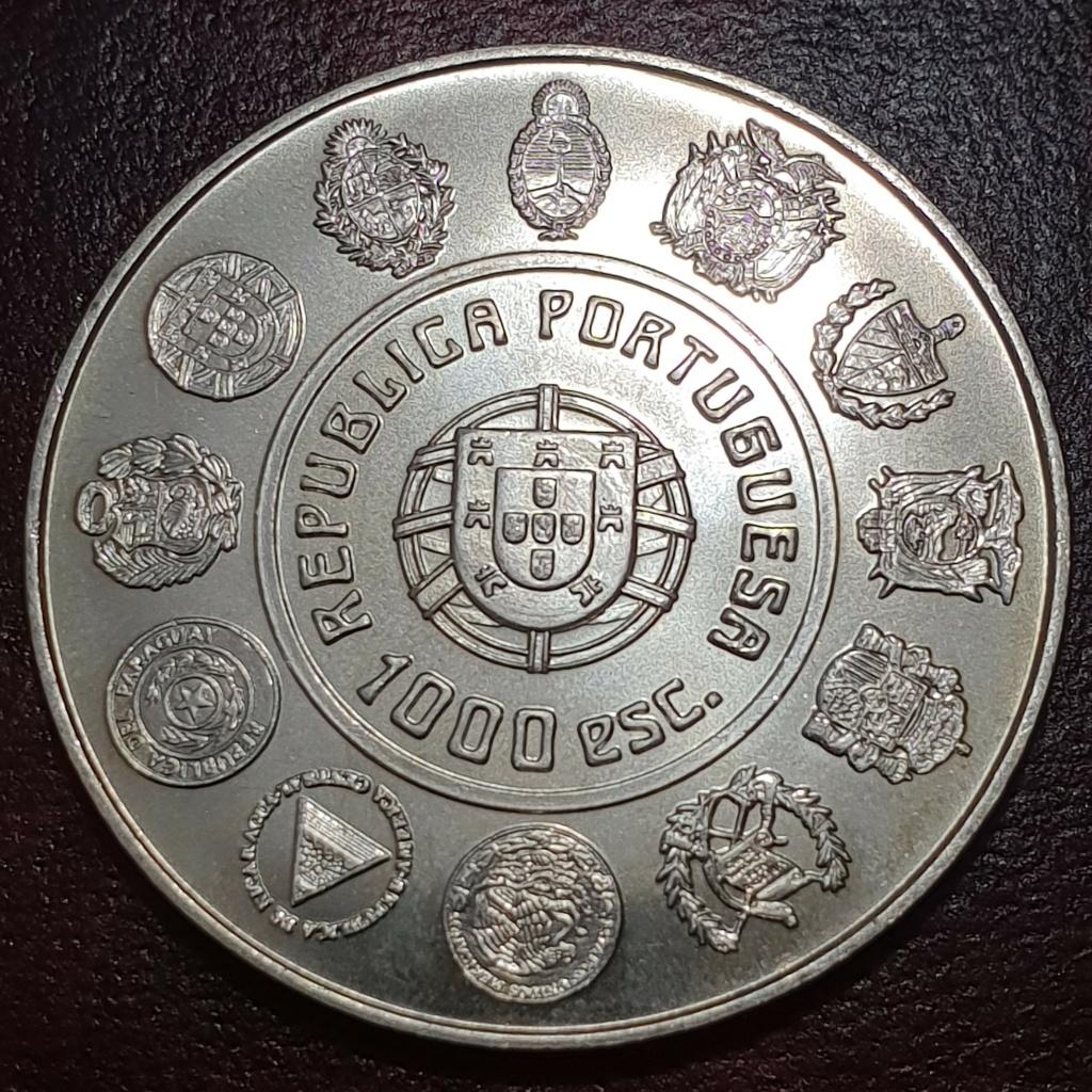 1000$00 de 1997 (Dança dos Pauliteiros de Miranda) Republica Portuguesa Paulit13