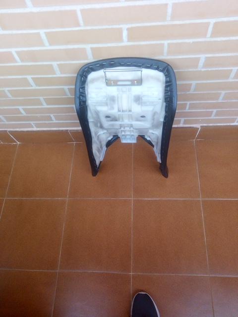 VENDO ASIENTO Y CÚPULA DE PAN 1300 (Cúpula vendida) 324111