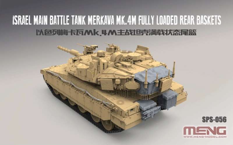 Merkava Mk.4M w/Trophy Active Protection System 1/35 ( Meng TS-036 ) - Page 2 11214310