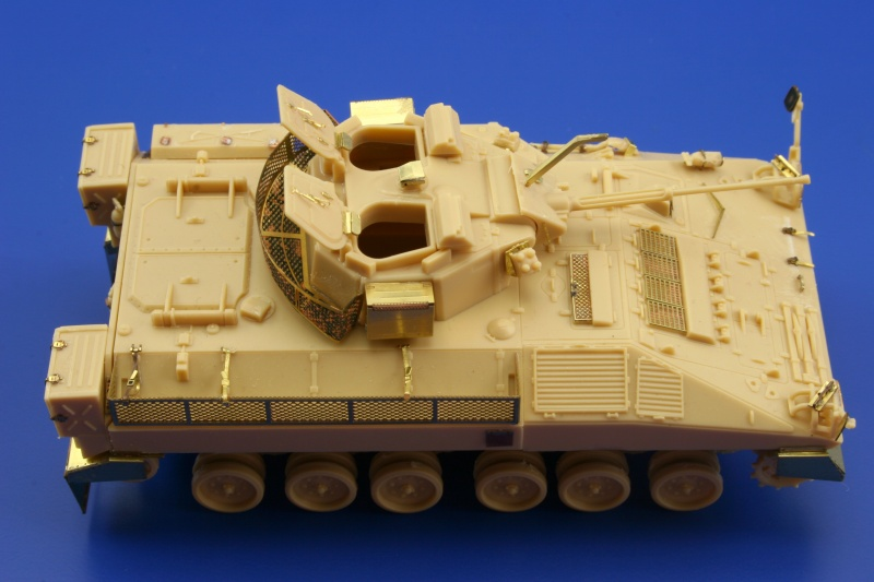 Warrior MCV with add-on armour 1/72 ( Revell 03144 ) *** Terminé en pg 2 1848_210
