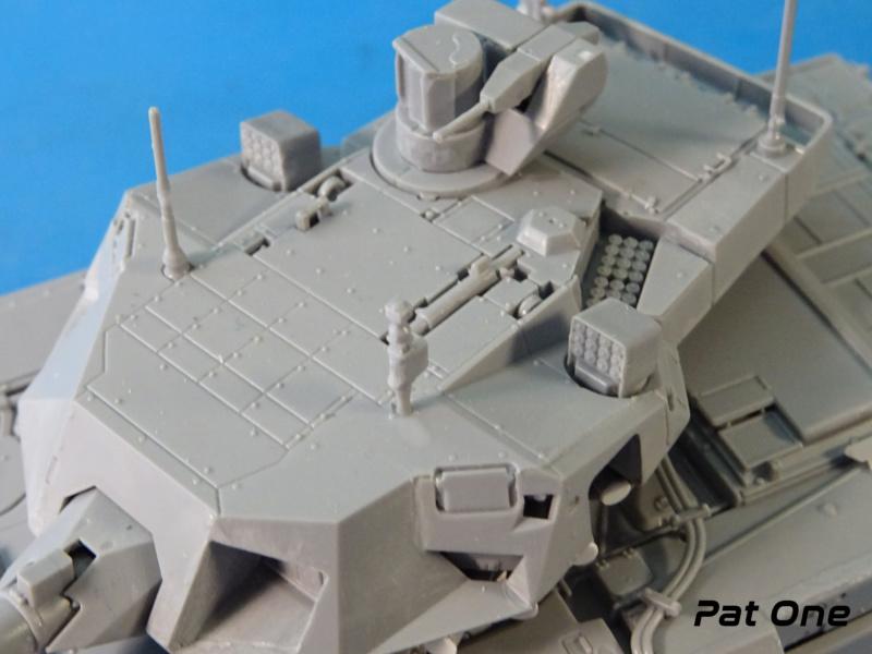 """T-14 """"Armata"""" 1/72 ( Zvezda 5056 ) *** Terminé en pg 2 2020-040"""