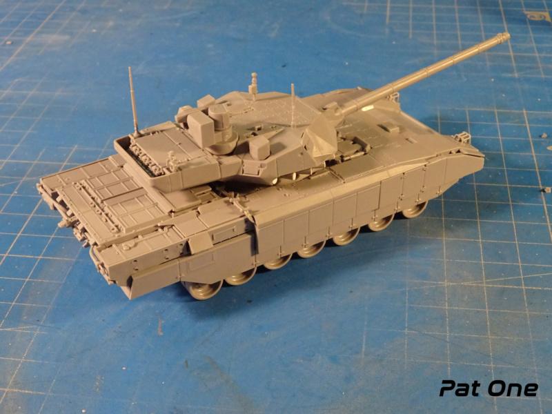 """T-14 """"Armata"""" 1/72 ( Zvezda 5056 ) *** Terminé en pg 2 2020-041"""
