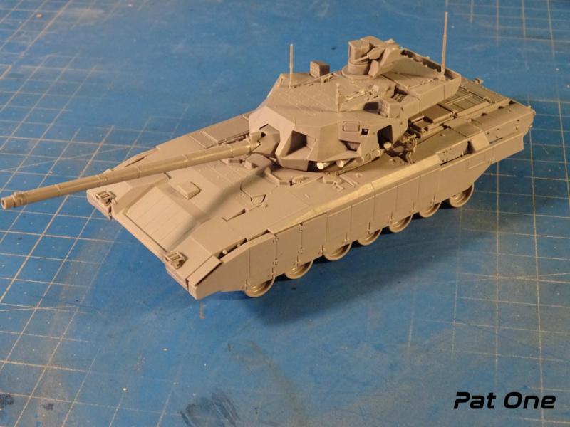 """T-14 """"Armata"""" 1/72 ( Zvezda 5056 ) *** Terminé en pg 2 2020-042"""