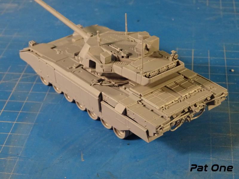 """T-14 """"Armata"""" 1/72 ( Zvezda 5056 ) *** Terminé en pg 2 2020-043"""