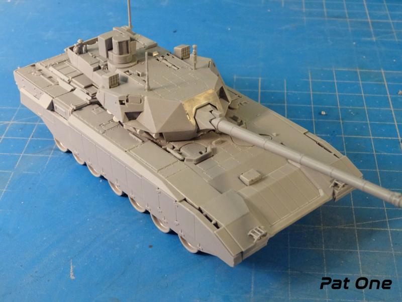 """T-14 """"Armata"""" 1/72 ( Zvezda 5056 ) *** Terminé en pg 2 2020-044"""