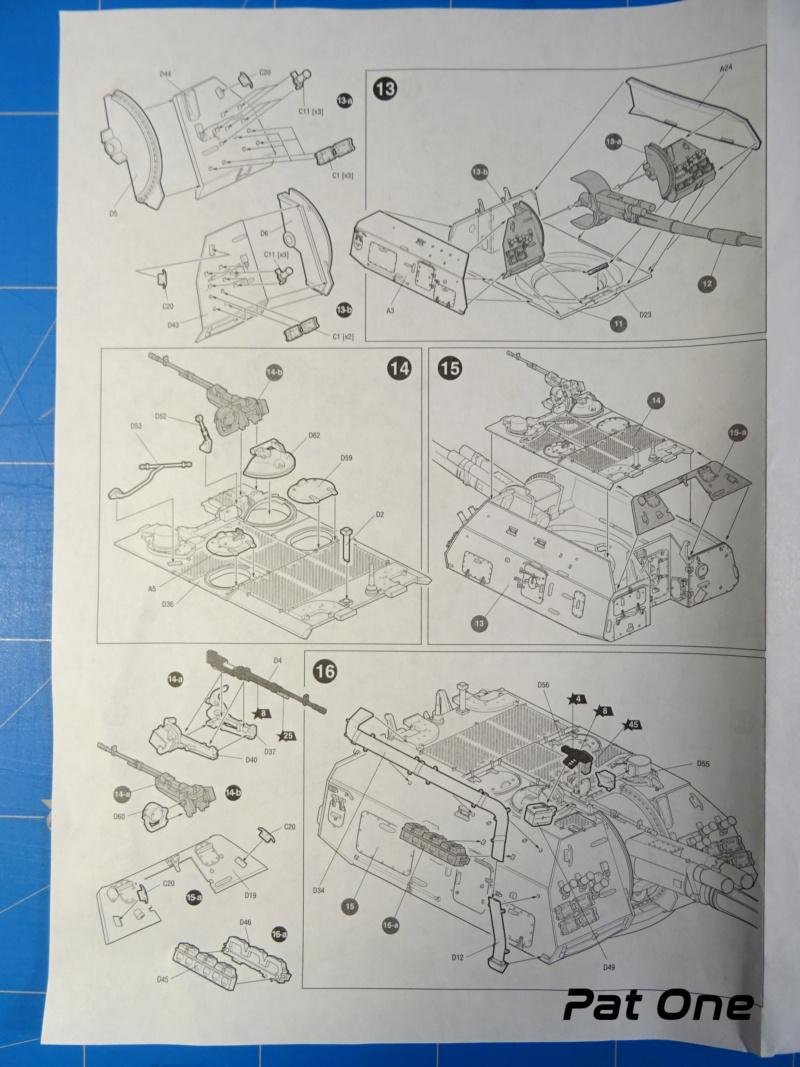 MSTA-S Canon automoteur russe de 152 mm 1/72 (Zvezda 5045) 2020-057