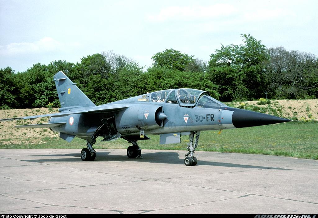 "Mirage F.1B EC 03/30 ""Lorraine"" 1/72 (Special Hobby 72291) 520_3010"