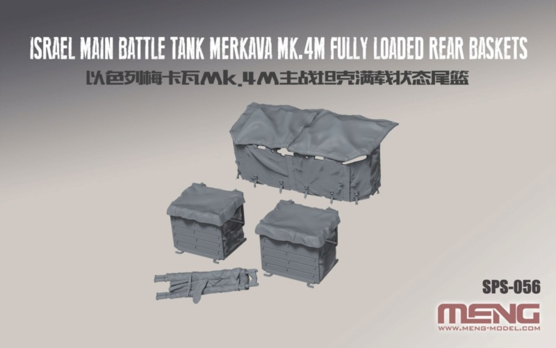 Merkava Mk.4M w/Trophy Active Protection System (Meng 1/35) - Page 2 610-sp10