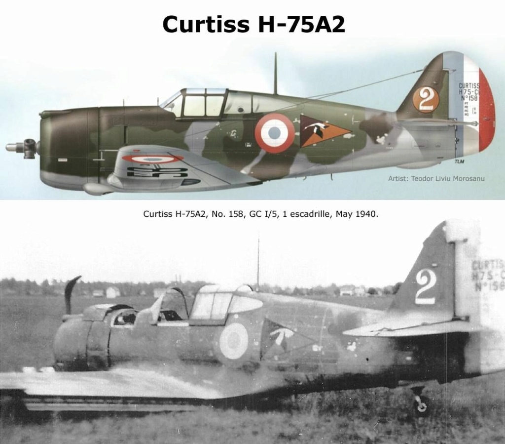Fil rouge 2020 : Curtiss H75 A-2 1/72 (AZmodel 7569)*** Terminé en pg 3 - Page 2 8580be10