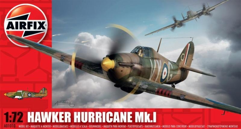 Hawker Hurricane Mk.1 (Airfix 1/72) A0101010