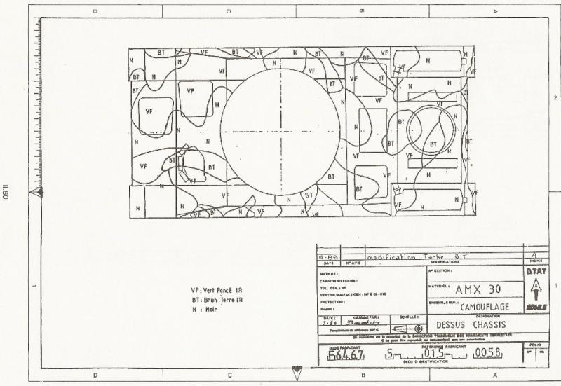 AMX 56 - LECLERC - HELLER 1/35 - FINI PAGE 7 - Page 3 Amx_3010