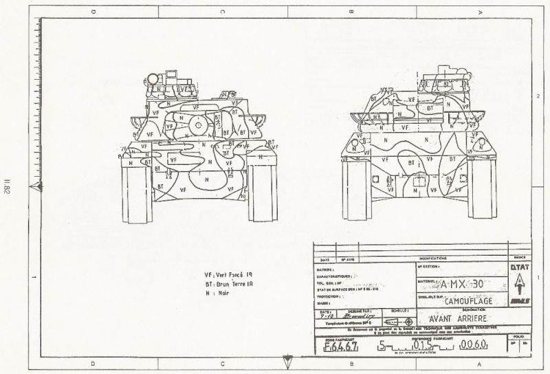 AMX 56 - LECLERC - HELLER 1/35 - FINI PAGE 7 - Page 3 Amx_3011