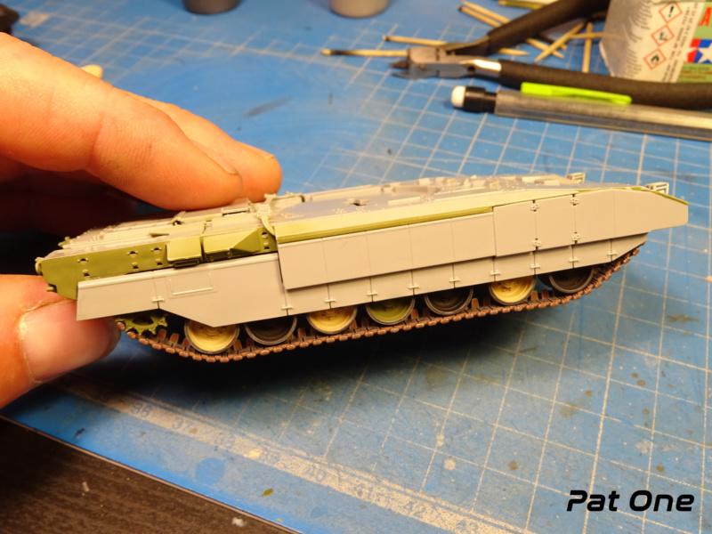 "T-14 ""Armata"" 1/72 ( Zvezda 5056 ) *** Terminé en pg 2 Dsc00724"