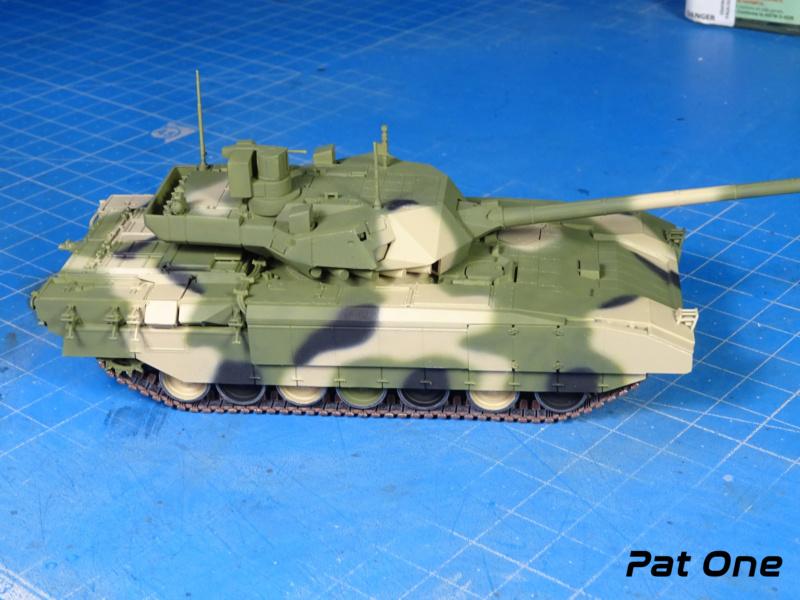 "T-14 ""Armata"" 1/72 ( Zvezda 5056 ) *** Terminé en pg 2 Dsc00812"