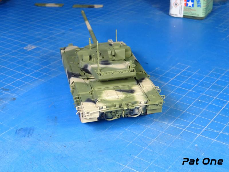 "T-14 ""Armata"" 1/72 ( Zvezda 5056 ) *** Terminé en pg 2 Dsc00814"