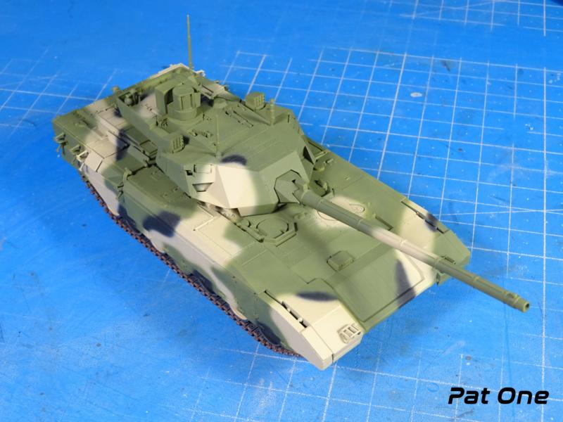 "T-14 ""Armata"" 1/72 ( Zvezda 5056 ) *** Terminé en pg 2 Dsc00816"
