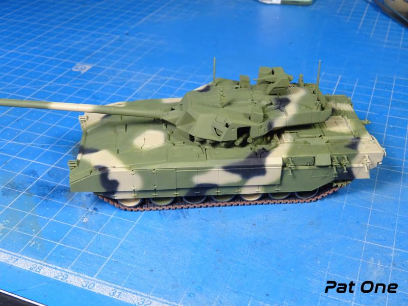 "T-14 ""Armata"" 1/72 ( Zvezda 5056 ) *** Terminé en pg 2 Dsc00817"