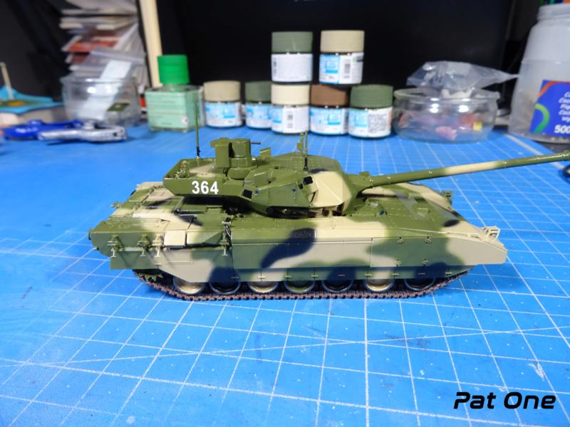 "T-14 ""Armata"" 1/72 ( Zvezda 5056 ) *** Terminé en pg 2 - Page 2 Dsc00830"
